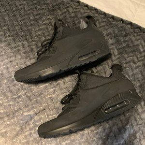 Nike Air Max 90 Mid Winter Men's Shoe Black